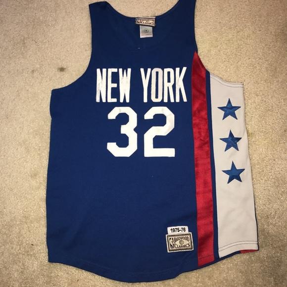 bbec80b77 hardwood classics Other - Julius Erving New York Nets Basketball Jersey